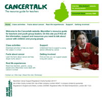 cancertalk.org.uk