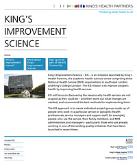 kingsimprovementscience.org